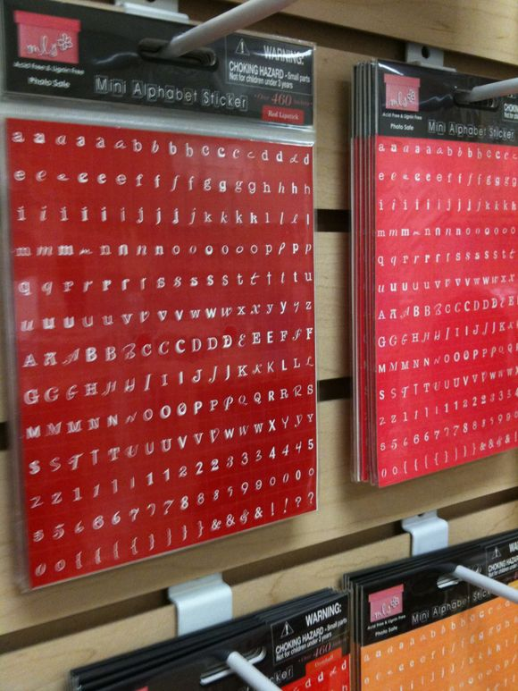 lots of new alphabets!!!!
