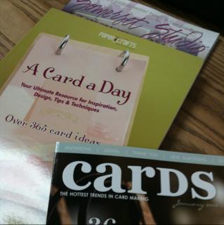 new idea books!!