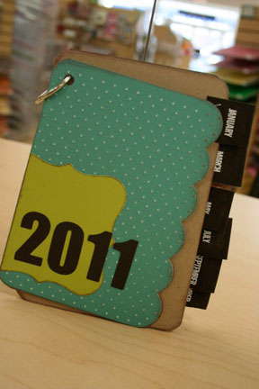 2011 mini book (can be used for other years, just make different title) $6