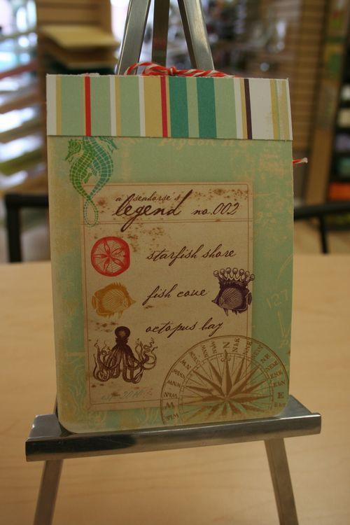 nautical mini book
