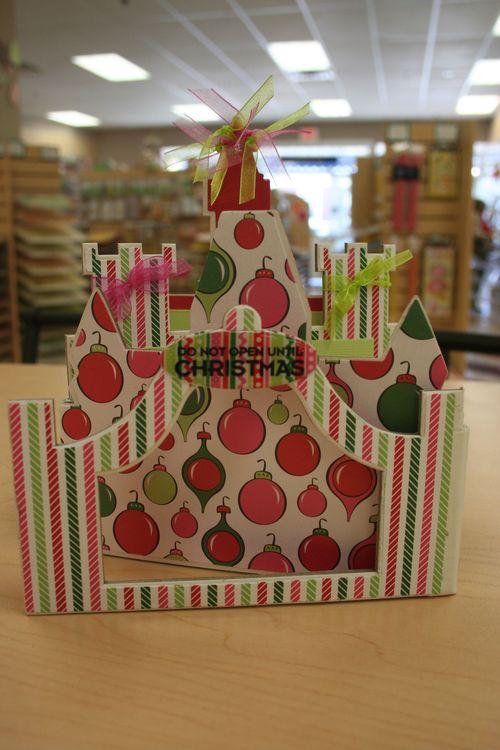 holiday castle kit $18